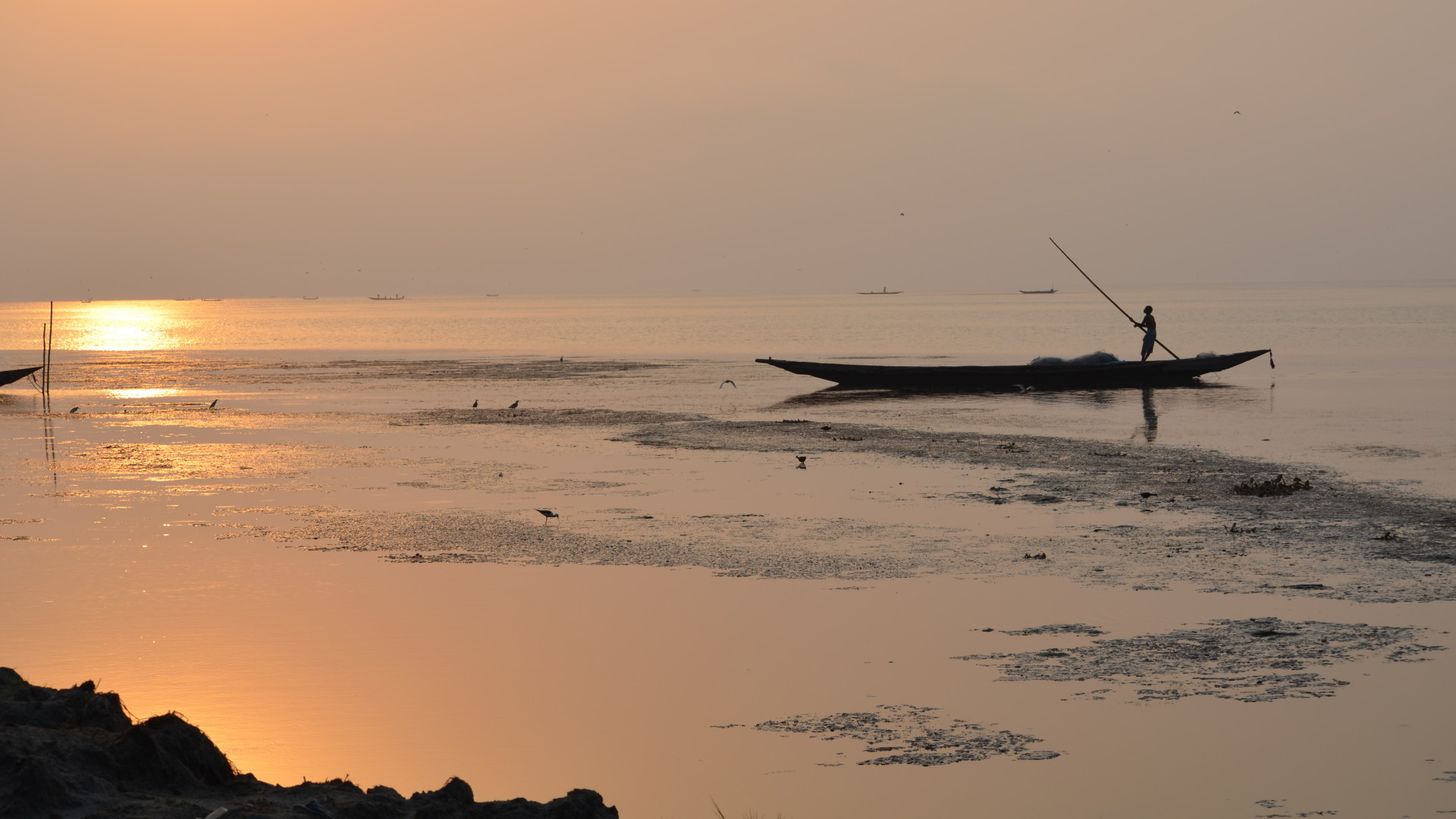 1 Chilika Lake , IndiaRitesh Kumar , May 2012