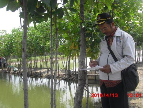 Supardi in ToT training