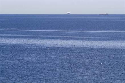 Monitoring at sea
