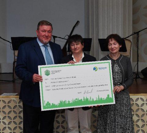 Grant for Wetlands International