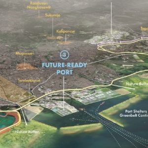 Future proofing Cities in Asia: Water as Leverage for Resilient Cities in Semarang, Indonesia